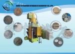 Y83L废金属屑全自动压饼机,立式金属屑饼机