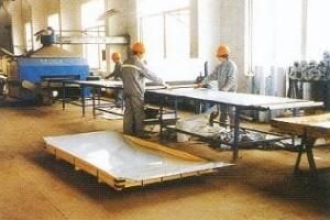 胶南不锈钢油磨拉丝板生产