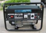 武藤3kW小型手提式汽油靜音發電機