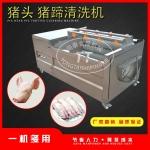 厂家热销不锈钢猪蹄清洗机 全自动洗猪蹄机