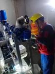 南京泵房水泵管路安裝