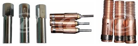 现货供应 储能/拉弧螺柱焊枪配套夹头  价格 中国总代理