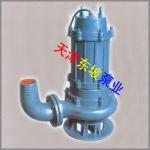 WQK切割式(带刀)不锈钢潜水排污泵