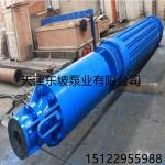 天津多级深井潜水泵 立式深井泵 高扬程潜水泵