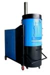 供应辽宁大风量高负压超大功率工业吸尘器IV-1250D
