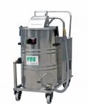 大功率吸油机 车削车间用油污铁屑回收工业吸尘器