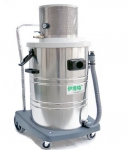 供应山东德州气源式气动工业吸尘器IV-802