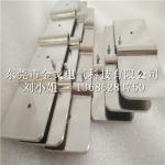 东莞厂家销售镀镍铝排,电池模组导电连接铝排