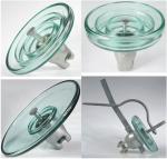 防污型悬式玻璃绝缘子LXHY-70供应西安