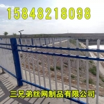 包头 前旗锌钢护栏/双横杆锌钢护栏60元一米