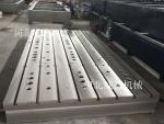 天津 生產周期短 T型槽平臺 鐵地板非標定制