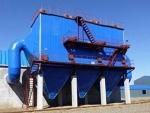 水泥廠除塵器工作原理及特點