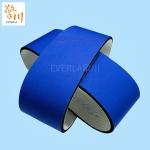 广州EVERLA擎川工厂天河定制蓝布泡棉输送带工业皮带