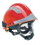 梅思安F2欧式救援头盔可配防爆手电10164320