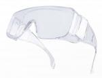 代爾塔101131經濟耐用訪客眼鏡防沖擊防刮擦