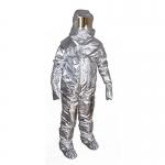 代爾塔402301鍍鋁避火陶瓷窯爐油槽清理隔熱服