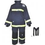 雷克兰CEOSX1000欧标消防服满足EN469