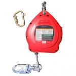 霍尼韋爾1004572鍍鋅鋼纜速差器承重多少