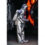 雷克蘭300系列水泥玻璃制造高溫隔熱服避火服