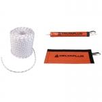 代爾塔高空救援絞盤作業靜力繩及保護套介紹509013