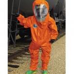 雷克蘭A級氣密型防化服ICP640有毒有害氣體及液體防護