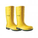 雷克兰A4422B1防化靴防砸防穿刺耐酸碱安全靴