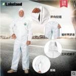 雷克蘭無紡布透氣防塵防護服ES428防護等級