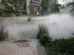 成都霧森|霧噴噴頭|園林人造霧機