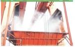 叶轮给煤机旋乐吧机微米级干雾除尘装置