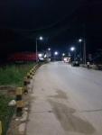 江蘇開元照明集團藁城市鋰電模組LED太陽能路燈