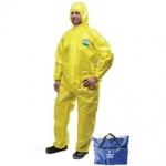 雷克兰凯麦斯4防化服,化工专用防化服