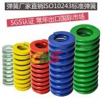 德标弹簧 模具弹簧厂家批发矩形ISO10243标准模具弹簧