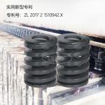 壓濾機專用耐酸堿腐蝕彈簧 獨家專利耐酸堿腐蝕防腐機構壓縮彈簧