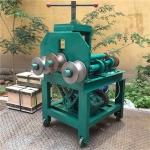蔬菜大棚电动弯管机 电动76型盘圆机 方管圆管折弯弯弧机
