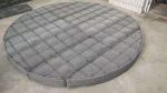 河北巨木絲網生產銷售不銹鋼絲網墊圈支持定制減震墊鋼絲濾網墊