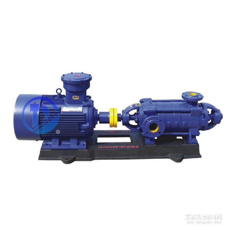 d型多级离心泵价格_D型多级离心泵 D型多级泵型号 D型多级泵图片-太平洋泵业-万贯 ...