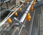 根莖類葉類 海產品水果蔬菜氣泡清洗機 商用大型洗菜機