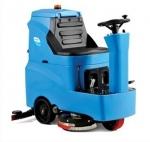 山東R-QQ車身小巧型駕駛式洗地車