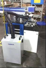 供應福清伊博特激光雕刻機、打標專用除塵機IV-76
