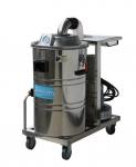 伊博特IV-3080大型机械厂吸尘器380V三相电工业吸铁屑