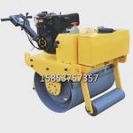 辽阳市浩鸿小型压路机 手扶式小型单轮真是压路机小型压土机