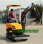 营口市18型挖掘机 座驾式挖掘机 适合各种工程