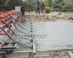 威海市混凝土桥面震动梁水泥三滚筒整平机