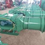 内蒙古锡林格勒盟7.5kw煤矿用除尘风机