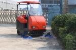 粉塵路面掃地車 大型工業場所清掃機 街道掃地機