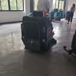 长淮S1300小型电动扫地机  公园马路扫地机器 厂家直销