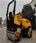 厂家供应双轮轮震动压路机路面机械压实3吨压路机价格表