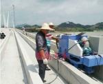 桥面抛丸机,移动式钢板抛丸机