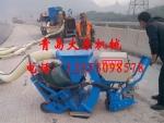 钢板除锈选青岛大东移动式钢板抛丸机效率高
