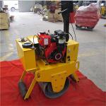 汽油手扶压路机600型 通用型压路机呼和浩特销售 地面压实机